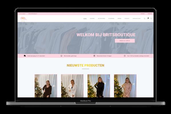 Webshop laten bouwen door Cotive